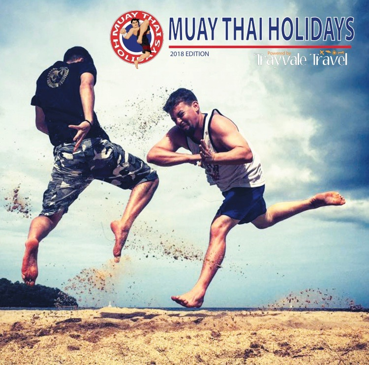 Order your Muaythai Holiday Brochure 2018 Edition