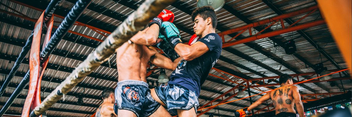 Muay Thai Boxing Classes in Phuket