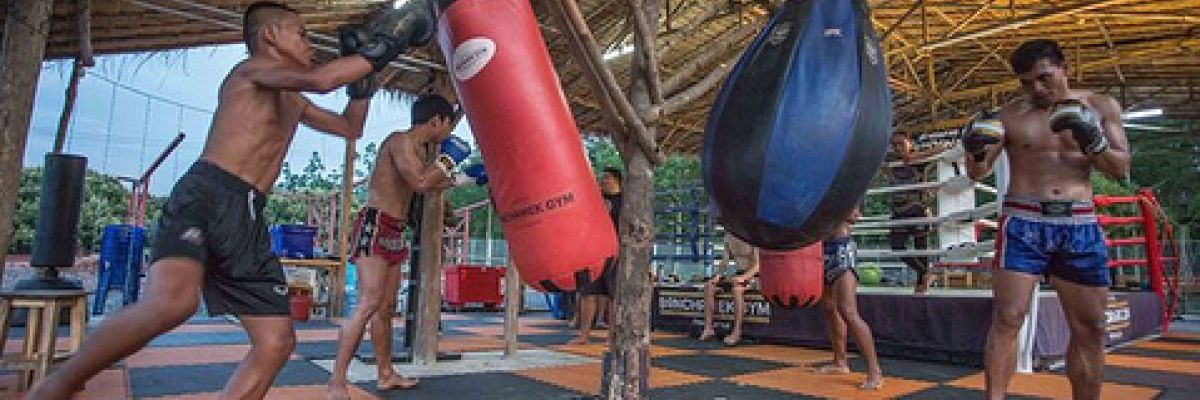Best Muay Thai Gym in Chaing Mai