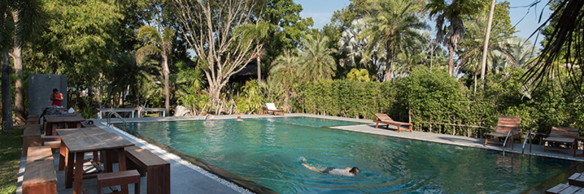 Gym Bangarang Accommodation swimming pool