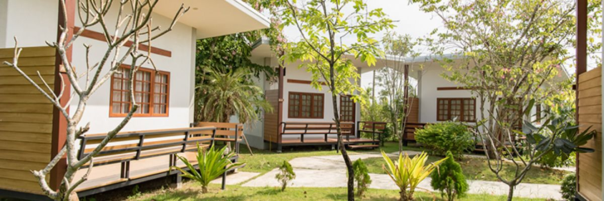 Gym Bangarang Accommodation villas