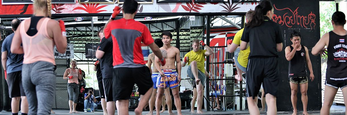 Muay Thai Fitness Group Class