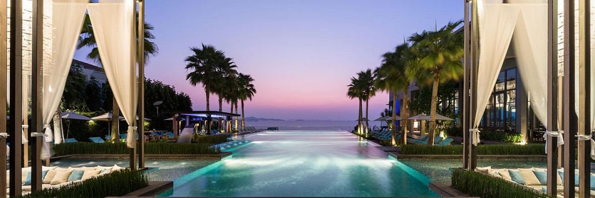 Cape Dara Pattaya Pools