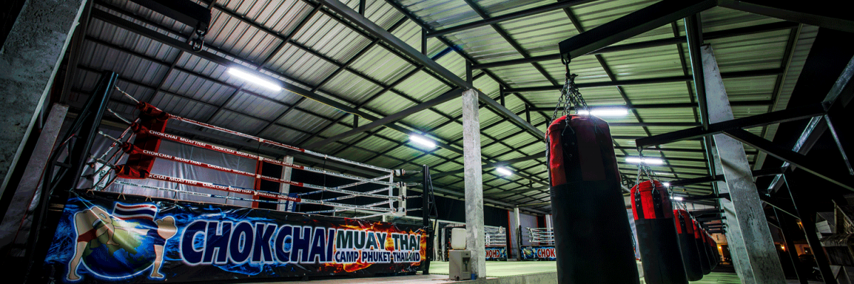 MuayThai Holiday Package at Chokchai MuayThai