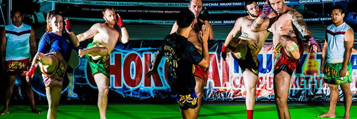 Thai Boxing package in Phuket