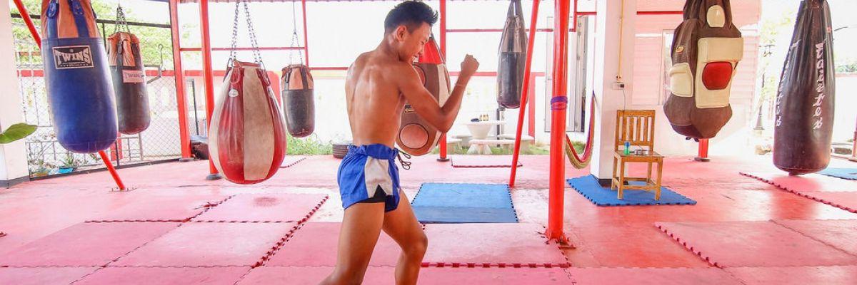 Cong Carter MuayThai Hua Hin