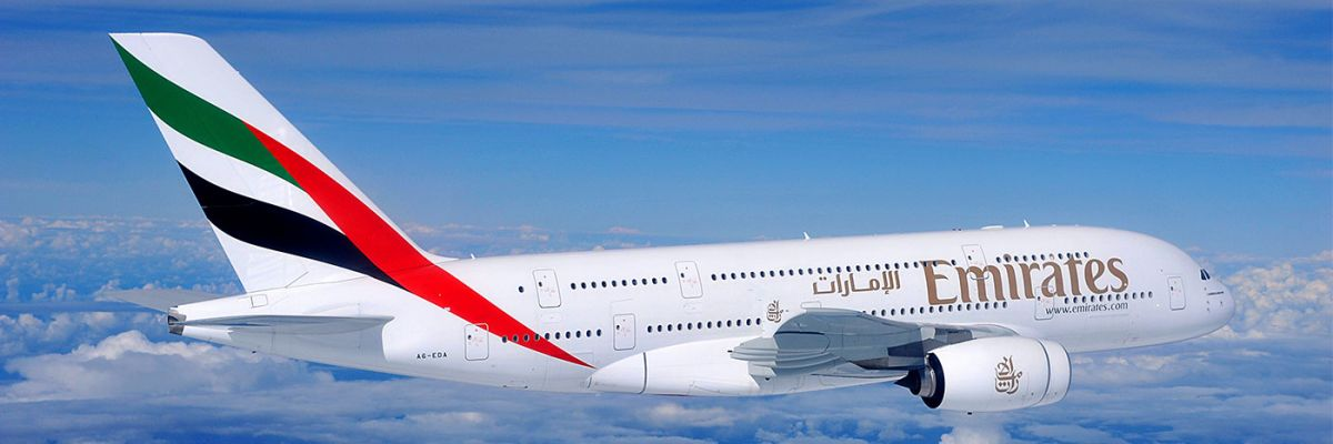 Fly with Emirates to Thailand and Singapore