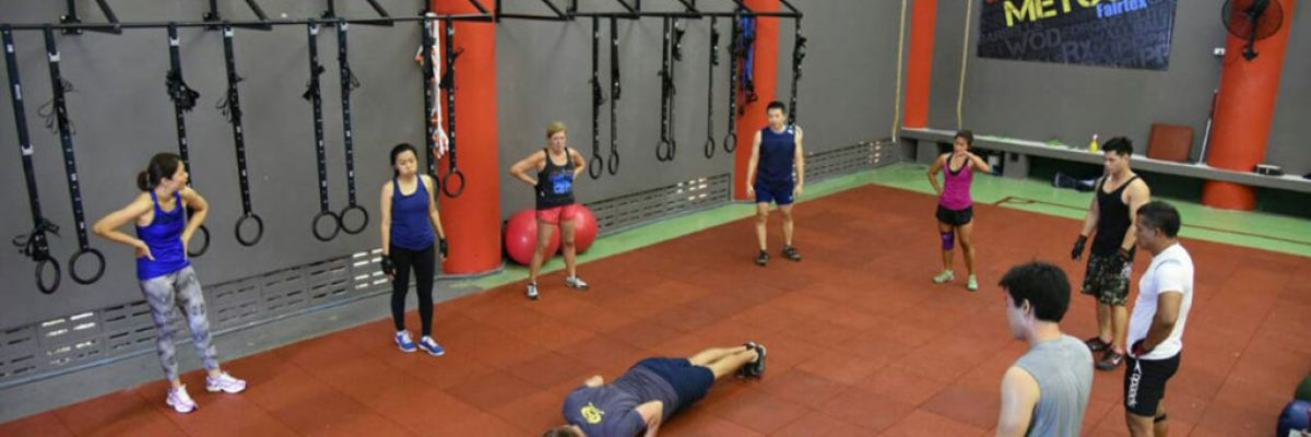 Fitness Classes at Fairtex Sports Club and Hotel