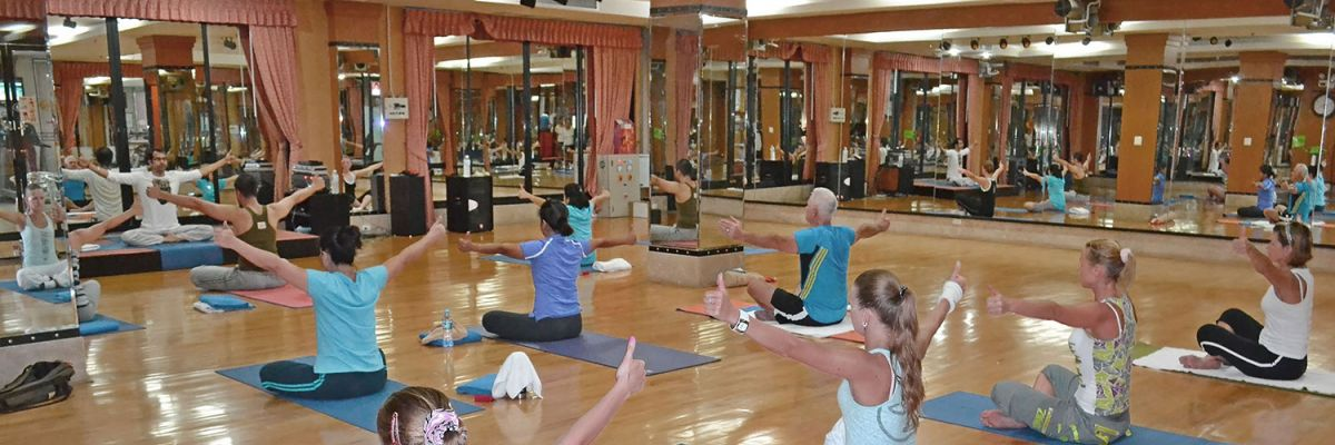 Fitness and Yoga Retreat in Pattaya Thailand