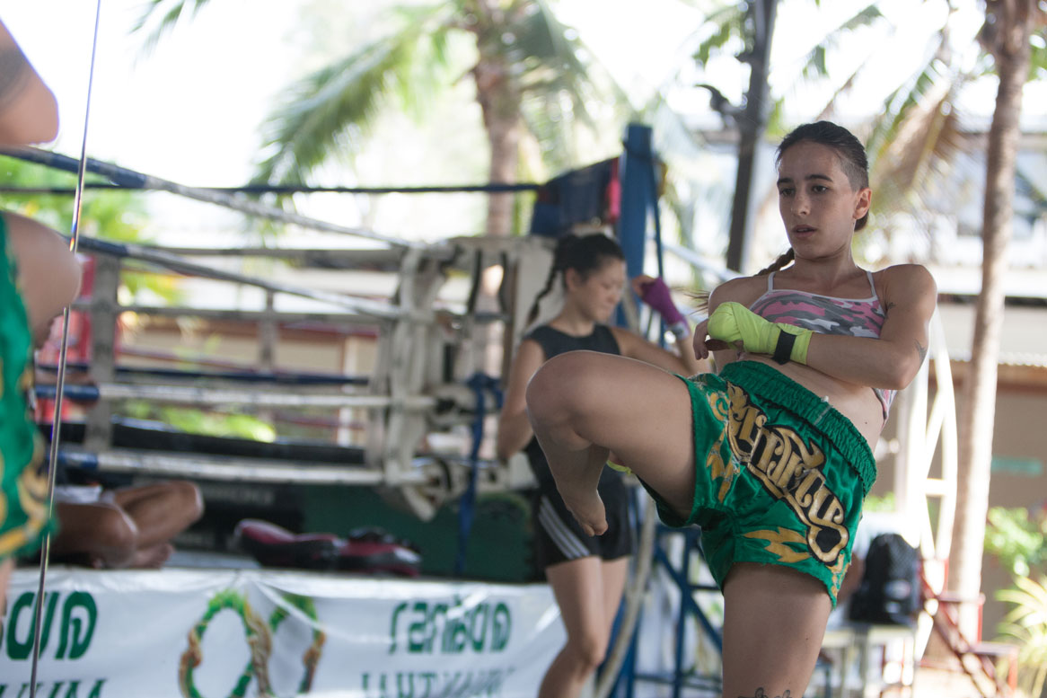 Khongsittha MuayThai Holidays Package Fighters