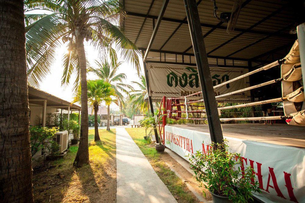 Khongsittha MuayThai Holidays Package Fighters