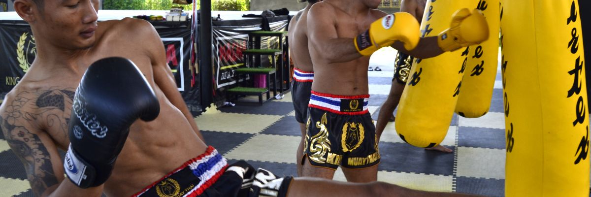 King of Muay Thai Gym Hua Hin