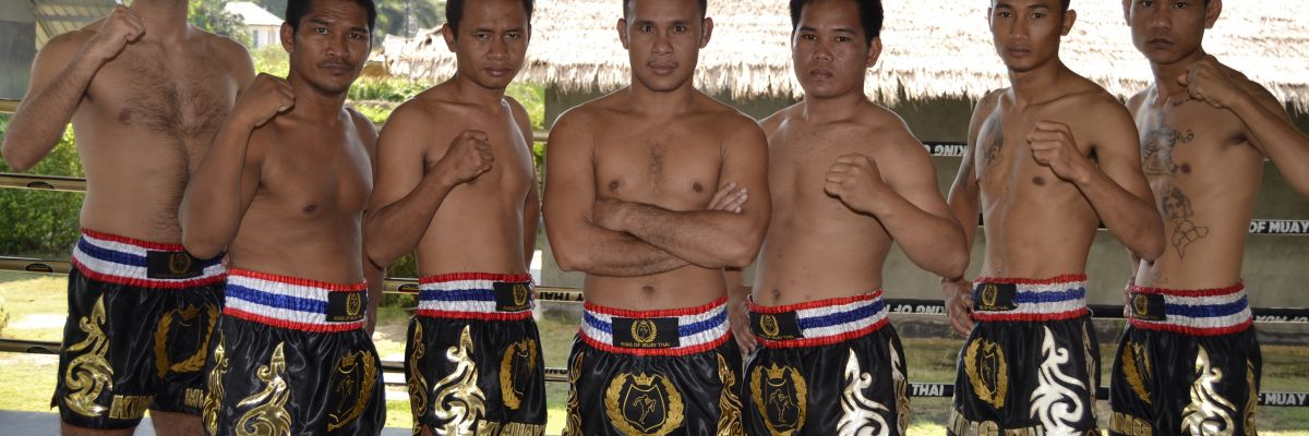 MuayThai Training in Hua Hin