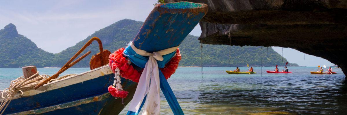 Cheap flights to Koh Samui and beyond with MuayThai Holidays
