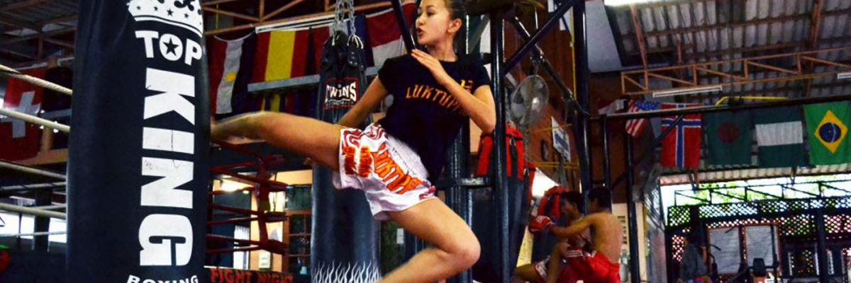 Luktupfah Muay Thai Academy Bangkok