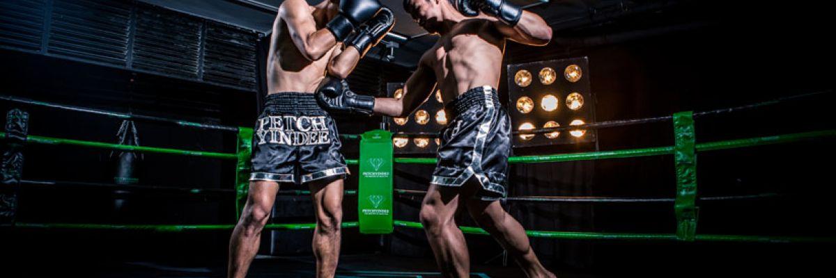 Petchyindee Fighter Training classes with MuayThai Holidays