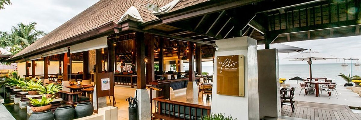 Pavillions Samui Villa and Resort Beach  Holiday Thai food
