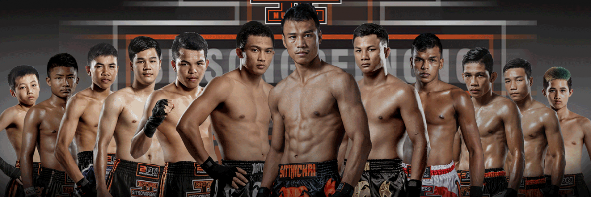 Sitsongpeeonong MuayThai Holidays Package Fighters