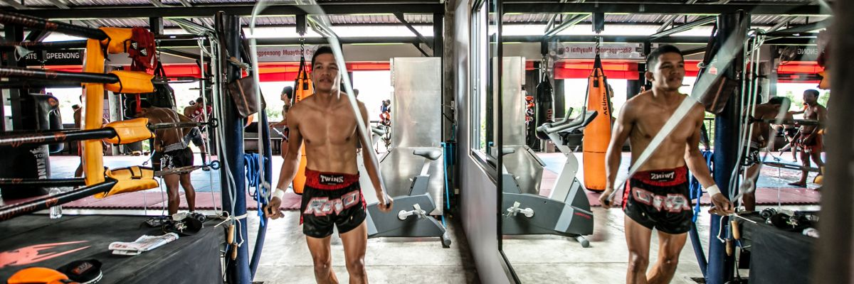 Muay Thai Boxing in Bangkok packages
