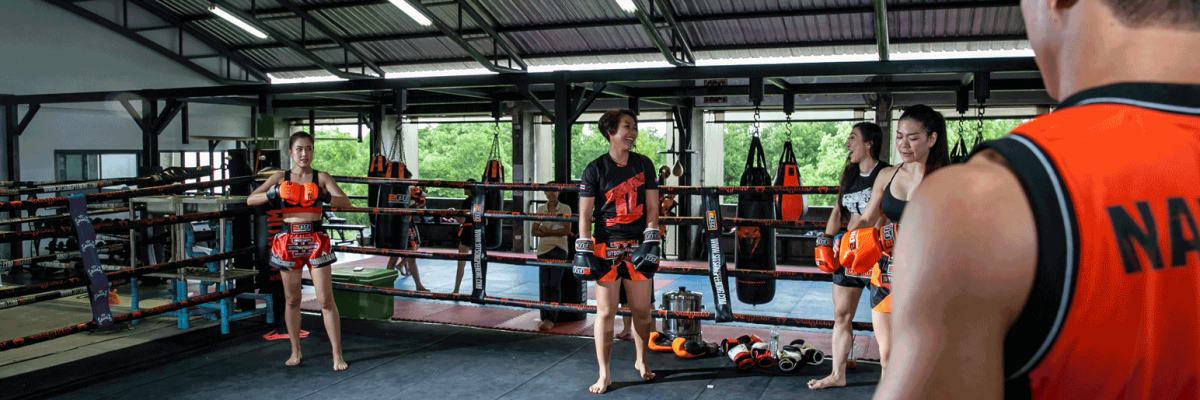 Bangkok Thai Boxing holiday packages