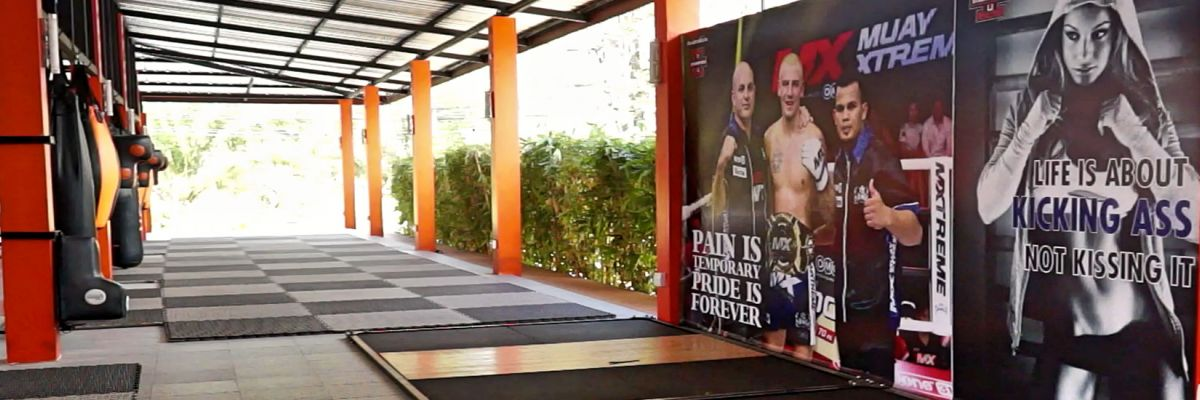 Sitsongpeenong Phuket MuayThai boxing training packages including flights and training