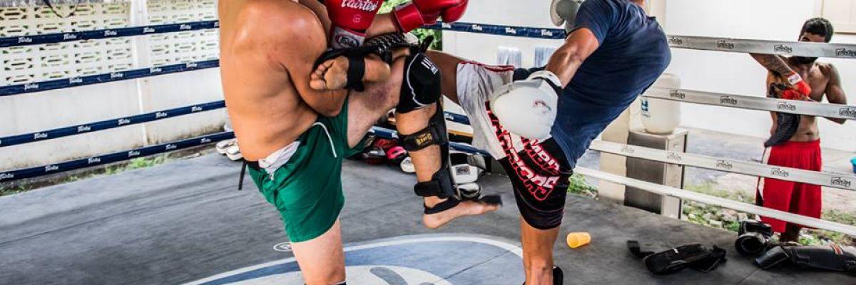 Thailand Thai Boxing gym in Chiang Mai Team Quest