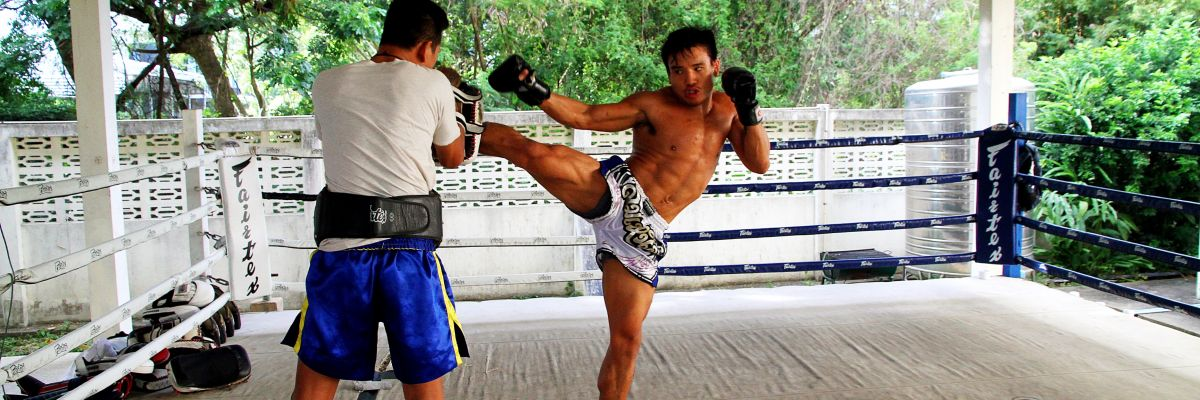 Team Quest Chiang Mai Thai Boxing Group Classes