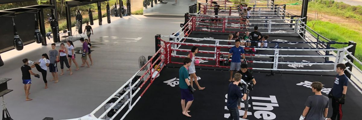 Muay Thai Gym in Chiang Mai - The Camp