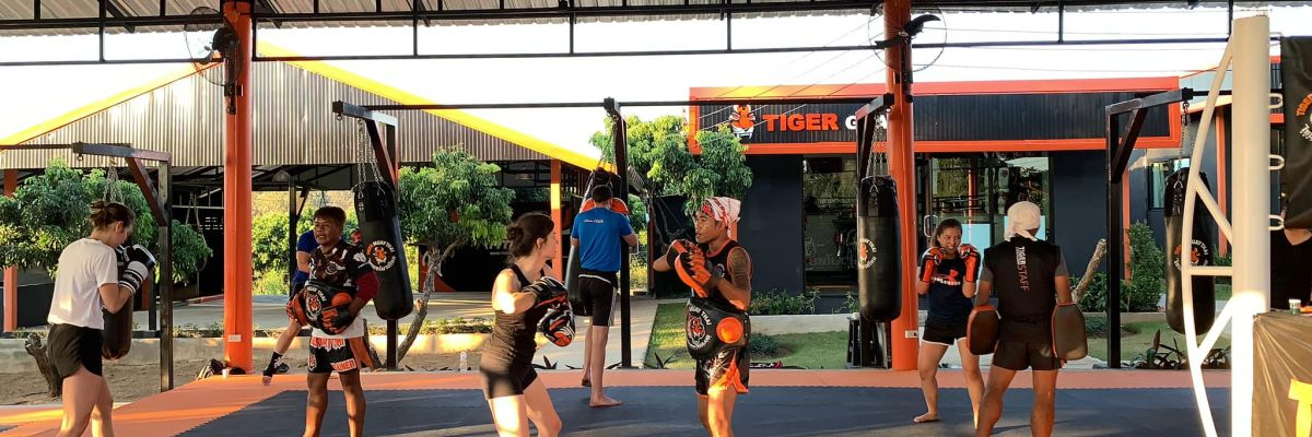 Tiger MuayThai Chiang Mai Boxing Classes for beginners
