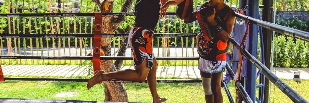 Tiger Muay Thai Beachside western boxing