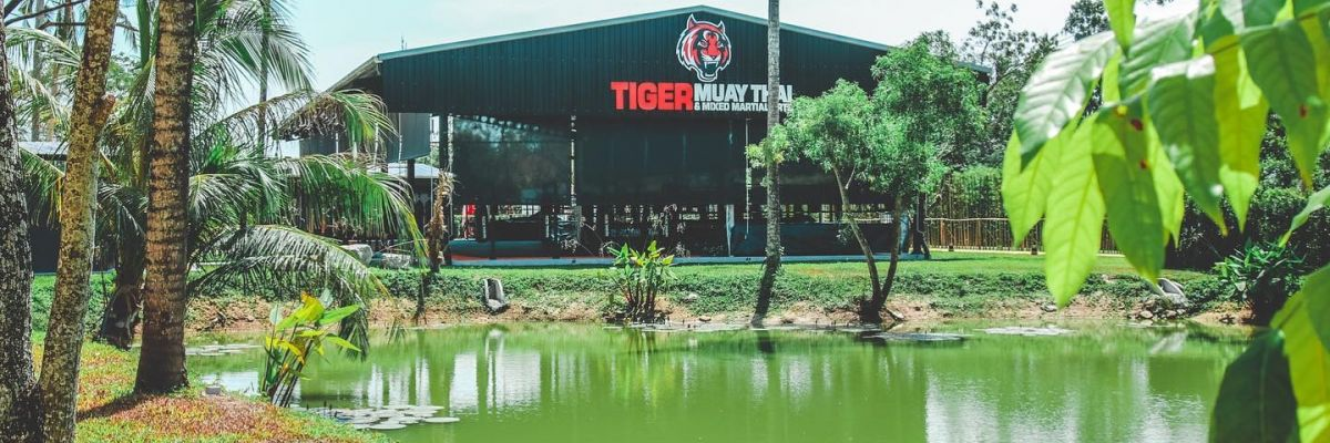 Tiger Muay Thai Beachside External view
