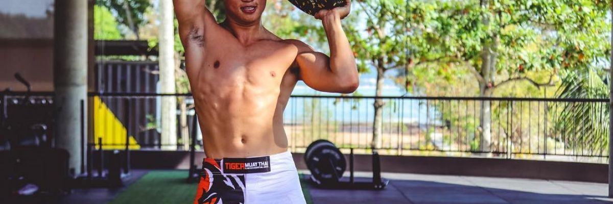 Tiger Muay Thai Beachside Cross fitness class