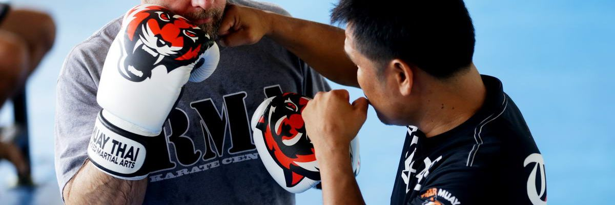 Training from beginner to advanced levels in western boxing