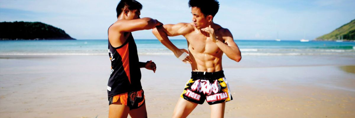 Tiger MuayThai boxing training packages including flights and training